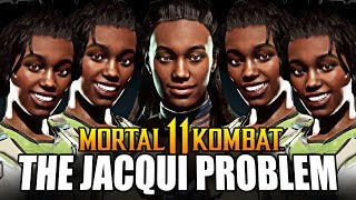 Mortal Kombat 11 - Jacqui has become a BIG Problem!