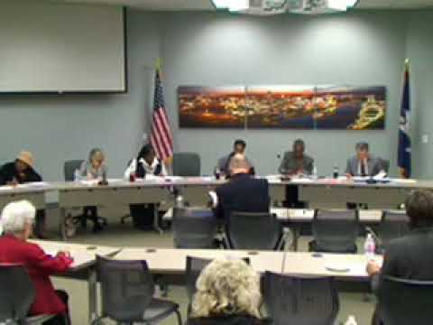 Library Board Meeting - January 25, 2016