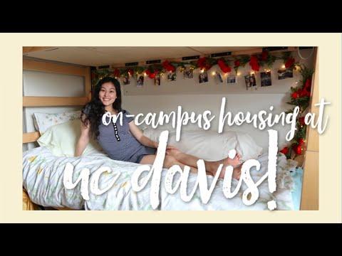 On Campus Housing At UC Davis!