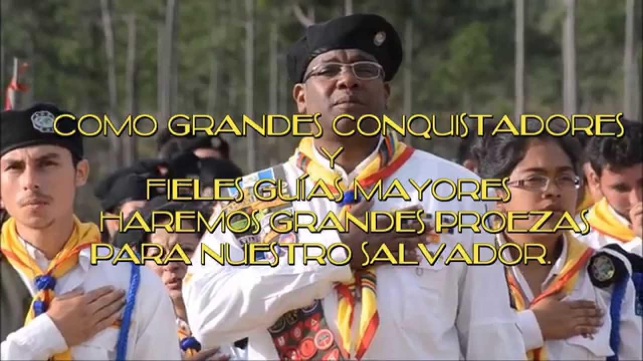 "Canto tema ""Preparados para servir, Listos para aprender ... Felipe Garibo"