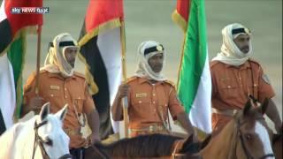 العاهل السعودي يحضر فعاليات مهرجان الشيخ زايد التراثي