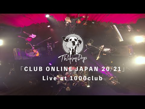 Thinking Dogs ~LIVE20201201 @1000CLUB~