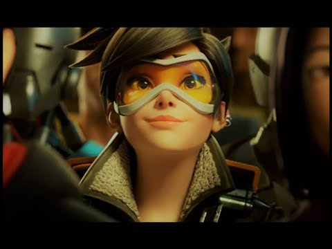 G-Eazy - Get Back Up (overwatch Music Video)