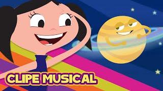 O Show da Luna!, Nos Anéis de Saturno #Clipe Musical 5