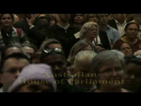 Invitation to the 2009 Parliament of the World