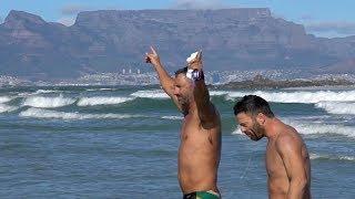 Showcase | Ryan Stramrood's 100th Robben Island Crossing