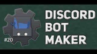 Basit Öp Komutu | Discord Bot Maker Basit Komutlar #20