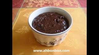 Chocolate Hazelnut Spread - Homemade Nutella, Healthy Gourmet Recipe - Www.ahbonbon.com