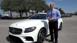 Mercedes Benz AMG E43 - Review, Test Drive, and Exhaust in 4K Ultra HD - by John D. Villarreal