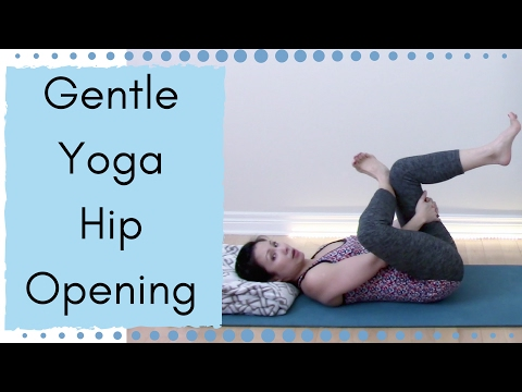 Gentle Yoga for Beginners -  Hip Opening