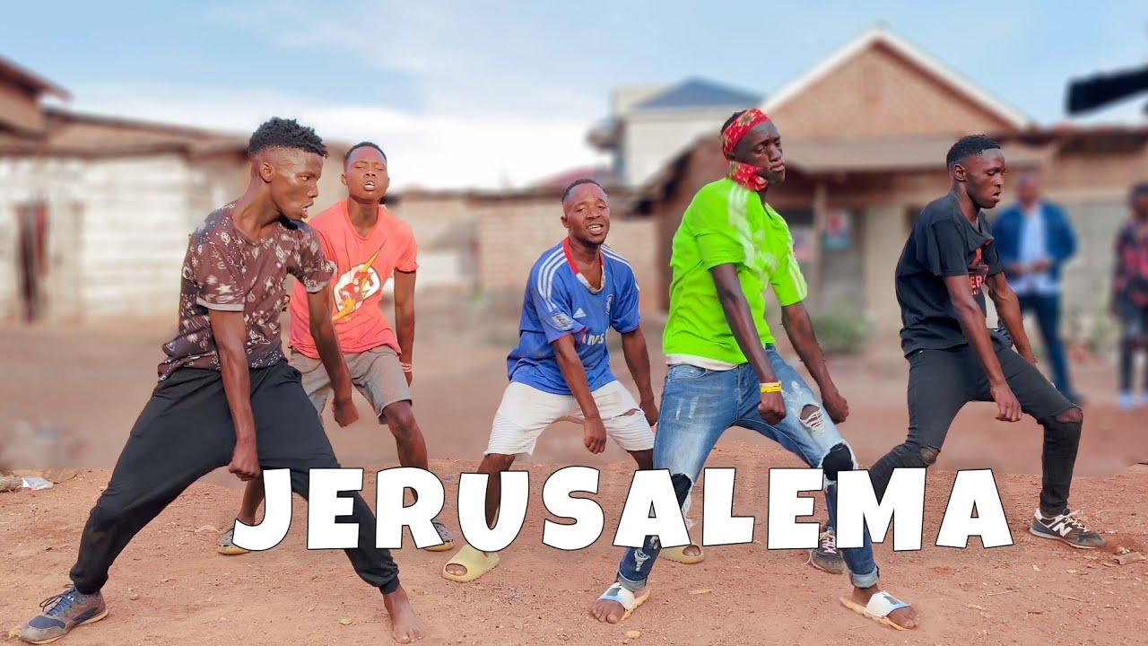 Afro Generals Jerusalema   Best Dance Challenge New 2021