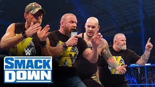DX has two words for King Corbin: SmackDown Exclusive, Nov. 22, 2019