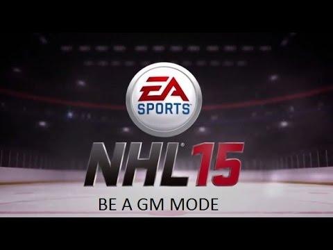 NHL 15 GM Mode Commentary | Ottawa Senators Ep. 29 | Playoff Push