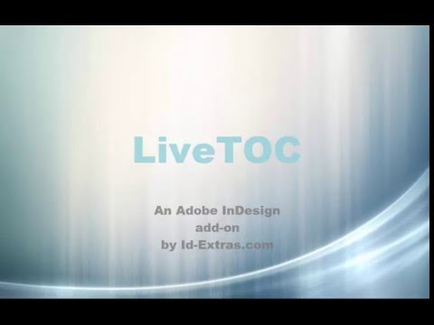 LiveTOC | Id-Extras com