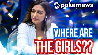 Is The Poker Industry Doing Enough For Women? We Find Out @ 2021 WSOP