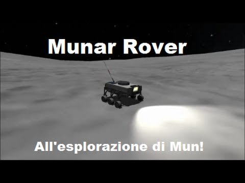 [ITA] Kerbal Italia Space Program #4: Munar rover