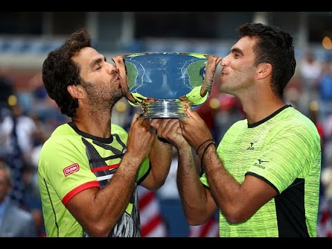 2017 US Open: Doubles Champions Jean-Julien Rojer and Horia Tecau Press Conference