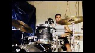 Spectrum-Zedd ft. Matw Koma Drum Cover by Steve Soto