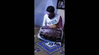 Purab disha say pardase ayiya sing dholak play by Rohit raja April 30, 2020