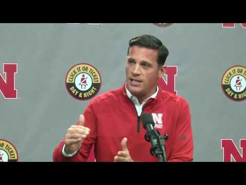HOL HD: Bob Diaco introduced as new Nebraska DC