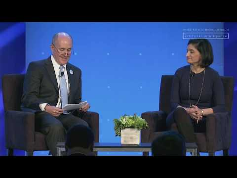 2018 WMIF | Fireside Chat: Seema Verma, Administrator, Centers For Medicare And Medicaid Services