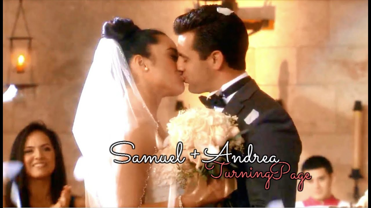 samuel & andrea | turning page