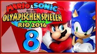MARIO & SONIC BEI DEN OLYMPISCHEN SPIELEN: RIO 2016 Part 8: Heldenmodus - Mario vs. Sonic [ENDE]