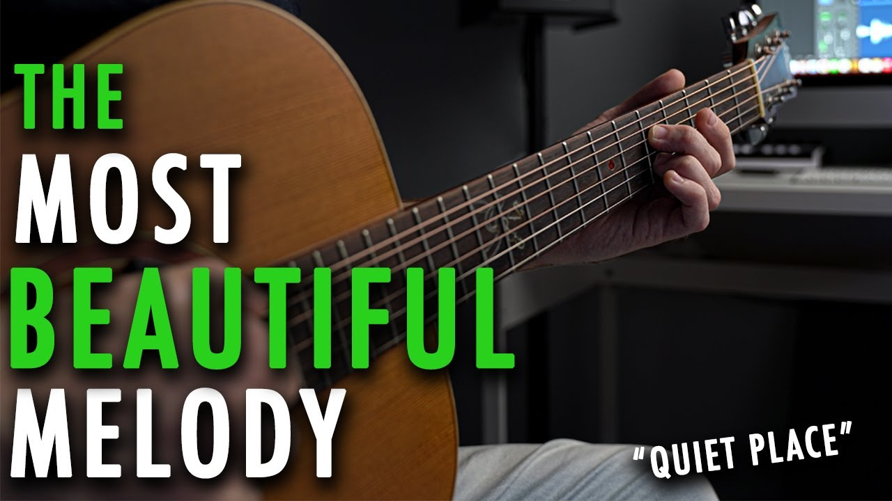 The Most Beautiful Melody You Will Learn Today.