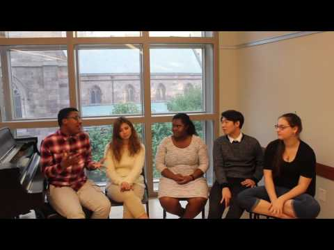 2016 Freshmen Vocalists at The Curtis Institute of Music
