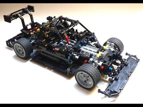 Lego Technic Audi Rs 5 Dtm No Sound Youtube