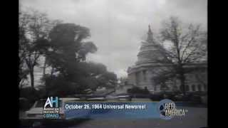Reel America: Oct. 26, 1964 Newsreel - President Hoover Funeral