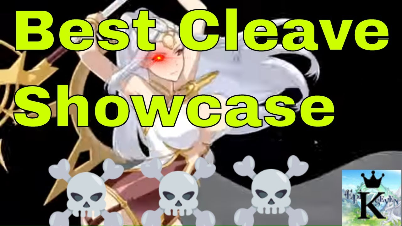 Epic Seven Showcasing The Best Cleave In Arena How It Works And How To Counter Youtube