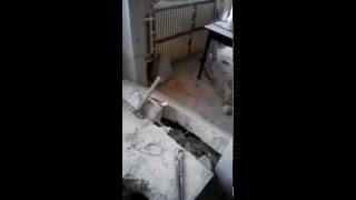 Вырезаю арку в стене.Стена между кухней и комнатой.Хрущевка,двушка.№3(, 2016-03-11T09:26:16.000Z)