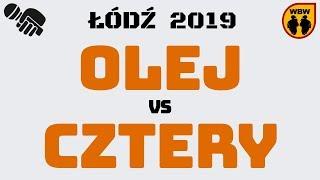 CZTERY vs OLEJ WBW2K19 Łódź (1/8) Freestyle Battle