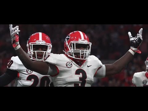 "Georgia Football || ""Thunder"" 