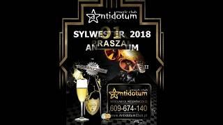 Sylwester 2017-2018 Antidotum Club Wrocław