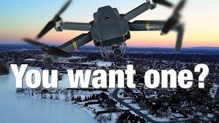 You want a DJI MAVIC PRO? Watch this. V018