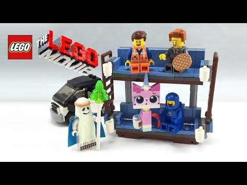 The LEGO Movie Double Decker Couch set review! 70818