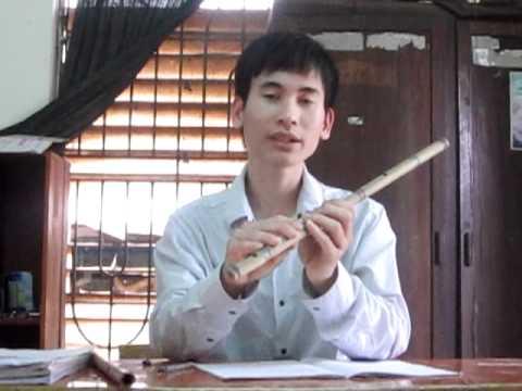 Video 2: Thổi các note trên sáo - Hướng dẫn sáo trúc Cao Trí Minh