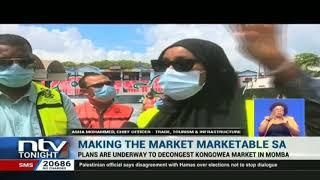 Plans underway to decongest Kongowea Market