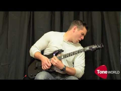 John Petrucci (Dream Theater) - Tone Library with Music Man Guitars