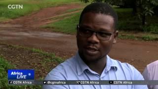 Junior doctors in Zimbabwe protest against freeze in allowances
