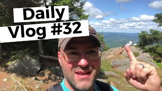 Hiking To The Summit! | RVLife Daily Vlog #32