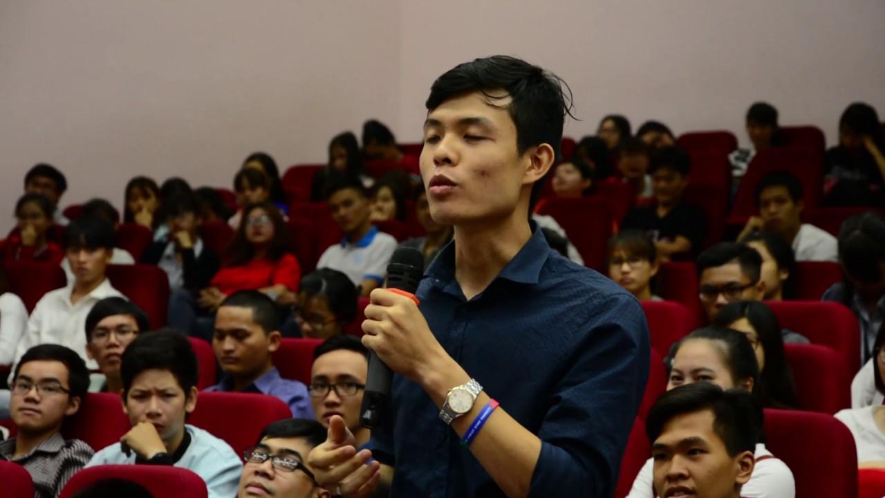 Buổi giao lưu với Ông Johnathan Hạnh Nguyễn về Khởi nghiệp Kinh doanh
