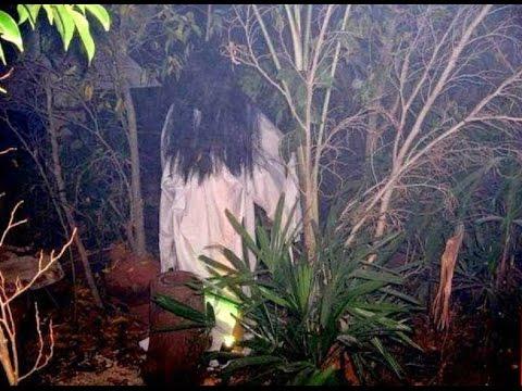 Penampakan Hantu Nyata di Depan Kamera !!!
