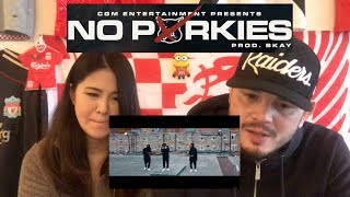 (1011/CGM) Sav'O x ZK x Digga D - No Porkies | REACTION to UK RAP @MixtapeMadness