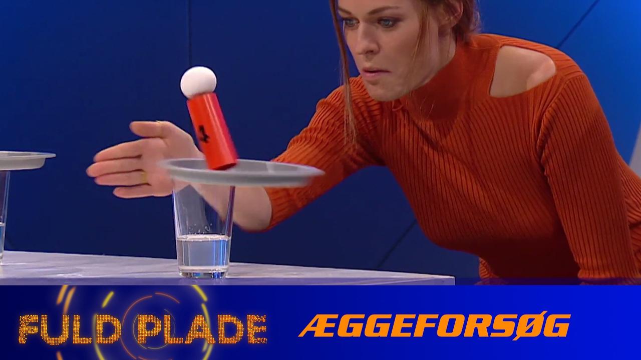 Eksperiment med æg! | Fuld Plade | Program 7