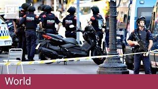 Spanish police kill five after Barcelona van attack | World