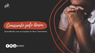 Culto On-line   IPPel 13/06/21 - 19h