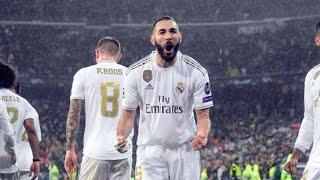 REAL MADRID (L) VS PSG (V) 2 - 2 /GOALS HIGHLIGHTS